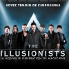 affiche THE ILLUSIONISTS - LA NOUVELLE GENERATION DE MAGICIENS