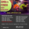 affiche ZUMBA & FITNESS PARTY REVOLUTION