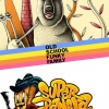 affiche OLDSCHOOL FUNKY FAMILY&SUPER PANELA - SORTIE D'ALBUMS