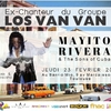 affiche Mayito Rivera & Sons of Cuba live at Toulouse / France