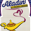 affiche Aladin le spectacle musical