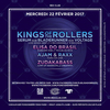 affiche FOREVER DNB: KING OF THE ROLLERS
