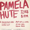 affiche Pamela Hute Release Party @ Le Pop Up du Label