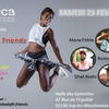 affiche ALEXIA FIT & FRIENDS