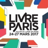 affiche Salon du Livre de Paris 2017