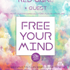 affiche FREE YOUR MIND // DJ SET