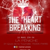affiche The HEARTBREAkKING by REMED