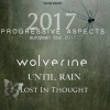 affiche WOLVERINE + UNTIL RAIN + LOST IN THOUGHT