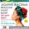 Agathe Iracema Brazilian Music Band + Badié + Selecta Pedro D-Lita