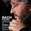Bach 6 Suites par Frédéric Audibert