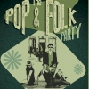 affiche LEO SEEGER + THE SHOUGASHACK - POP & FOLK PARTY