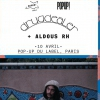affiche Drugdealer + Aldous RH @ Le Pop Up du Label