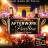 AFTERWORK AU PAVILLON CHAMPS ELYSEES EXCEPTIONNEL EXCLUSIF & INCROYABLE !