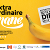 affiche Extra ordinaire banane
