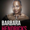 affiche BLUES EVERYWHERE I GO - BARBARA HENDRICKS ET SON BLUES BAND