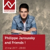 affiche PHILIPPE JAROUSSKY AND FRIENDS !