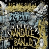 affiche BBC INDIE CLUB # 2 - MANDALE + PAN D + INANIEL SWIMS