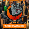 affiche BULLDOG - 100% US & Hip Hop