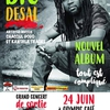 affiche Afro Grooves Party avec Big Desal & Mo Dj