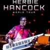 affiche HERBIE HANCOCK - WORLD TOUR