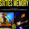 affiche SOIREE ROCK GENERATION - SIXTIES MEMORY + MAR DEL PLATA