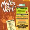Festival Notes en Vert : un festival world music pour vibrer au son de la nature
