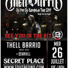 affiche SEE YOU IN THE PIT #7 THELL BARIO