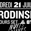 affiche Brodinski (4 hours set) & 8TM