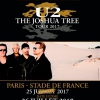 affiche U2 - THE JOSHUA TREE TOUR 2017