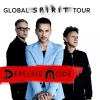 affiche DEPECHE MODE:BUS STRASBG+PELOUSE OR - STADE DE FRANCE