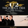 affiche U2:BUS MACON+BILLET PELOUSE - STADE DE FRANCE-PARIS