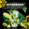 affiche Afterwork Mojito Party : GRATUIT