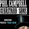 affiche PHIL CAMPBELL AND THE BASTARD SONS
