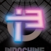 affiche INDOCHINE - 13 TOUR