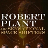 affiche ROBERT PLANT - & THE SENSATIONAL SPACE  SHIFTERS