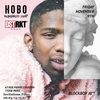 affiche SHOWCASE BLOCBOY JB FROM USA