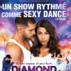 affiche DIAMOND DANCE THE MUSICAL