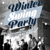 affiche WINTER SWING PARTY - SCAMPS + BAL LINDY UP