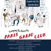 affiche Paris-Gadjo-Club 5tet & Guests