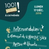 affiche 1001 NOTES A L'ATHENEE