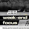 affiche WEEK-END FOCUS #7