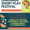affiche Spectacle: The Lemonade Short Play Festival