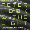 affiche PETER HOOK & THE LIGHT
