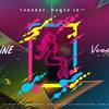 affiche La Parisienne X Vice City Edition X Tuesday, March 19th