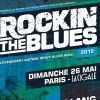 affiche ROCKIN' THE BLUES