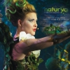 affiche NATURYA - FLORALIES INTERNATIONALES NANTES