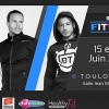 affiche SALON FIT' BODY TOULOUSE - BILLET 1 JOUR DU 15 AU 16/06/2019