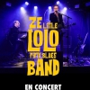 affiche ZE LITTLE LOLO FIFTY BLUES BAND