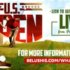 affiche US open at Belushi's Canal !