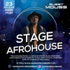 affiche Stage d'afrohouse par Mouss, collectif Afronovo